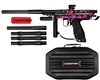 Inception Designs Autococker Retro FLE Paintball Gun - Purple Splash