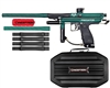 Inception Designs Retro Predator Autococker Full Body Paintball Gun - Green/Black
