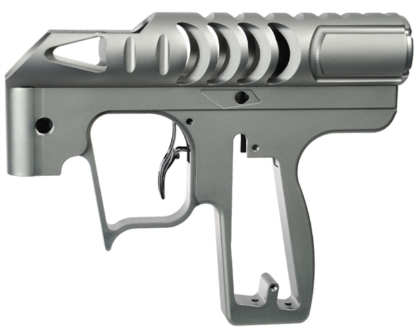 ANS Xtreme Ion Body & Frame w/ Roller Trigger - Gun Metal Grey