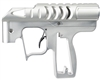 ANS Xtreme Ion Body & Frame w/ Roller Trigger - Dust Silver