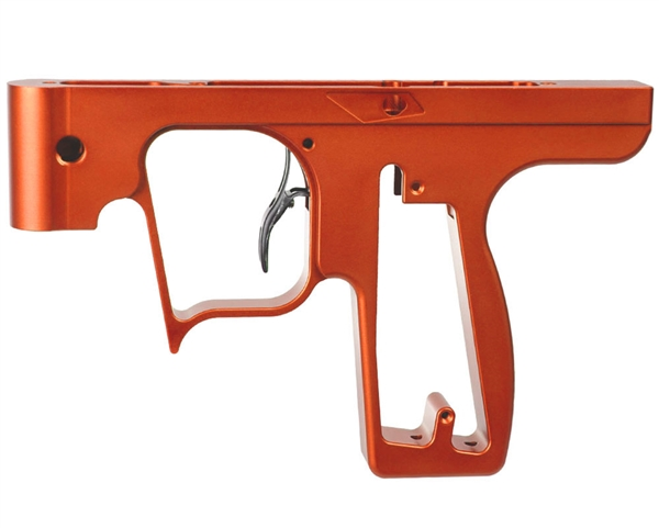 ANS Xtreme 90 Degree Ion Trigger Frame w/ Roller Trigger - Sunburst Orange