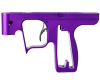 ANS Xtreme 90 Degree Ion Trigger Frame w/ Roller Trigger - Electric Purple