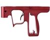 ANS Xtreme 90 Degree Ion Trigger Frame w/ Roller Trigger - Dust Red