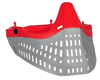 JT Spectra Goggle Flex Bottom - Red/Gray