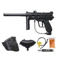 JT Outkast V2 Ready To Play Paintball Gun Package