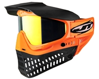 JT ProFlex Mask - Orange/Black (Brimstone)