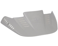 JT Proflex Replacement Visor - Silver