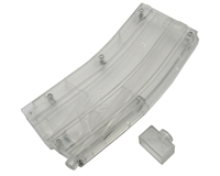King Arms Airsoft 470 Rounds M4 Style BB Loader - X-Large - Clear