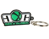 Gen X Global Rubber Key Chain - Green
