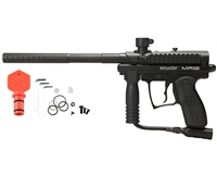 MR100 Pro Semi-Auto Paintball Gun 2012 Kingman Spyder  - Diamond Black