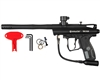 Kingman 2012 Spyder Victor Semi-Auto Paintball Gun - Diamond Black