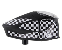 KM Prophecy Loader Wrap - KM Checkers Black