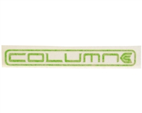 KM Column Sticker - Green