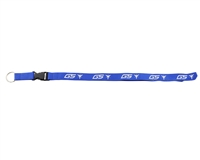 Dangerous Power Lanyard/KeyChain - G5 - Blue