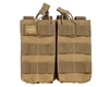 Valken AR Magazine Pouch - Double - Tan