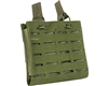 Valken Airsoft Multi-Rifle LC Magazine Pouch - Double - Olive