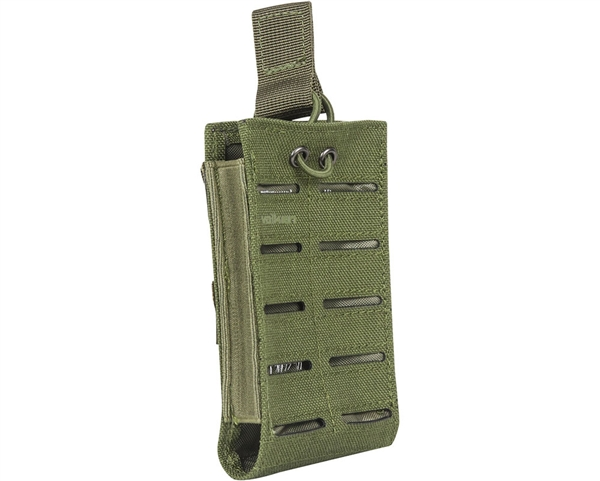 Valken Airsoft Multi-Rifle LC Magazine Pouch - Single - Olive