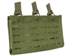 Valken Airsoft Multi-Rifle LC Magazine Pouch - Triple - Olive