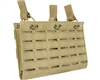 Valken Airsoft Multi-Rifle LC Magazine Pouch - Triple - Tan