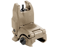 Magpul MBUS Flip Up Front Sight - Gen 2 - Flat Dark Earth