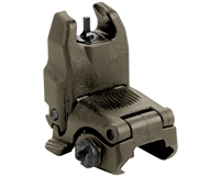 Magpul MBUS Flip Up Front Sight - Gen 2 - Olive Drab Green