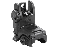 Magpul MBUS Flip Up Rear Sight - Gen 2 - Black