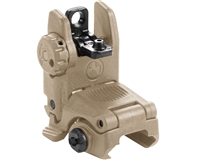 Magpul MBUS Flip Up Rear Sight - Gen 2 - Flat Dark Earth