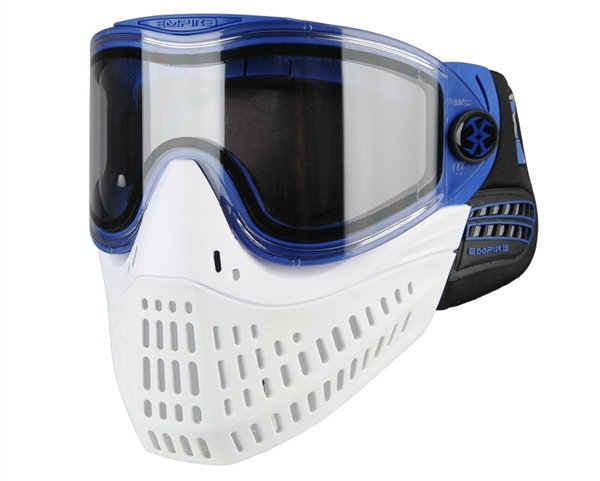 Empire E-Flex Goggles - Blue/White/White