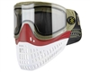 Empire E-Flex Goggles - Olive/Red/White