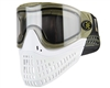 Empire E-Flex Goggles - Olive/White/White