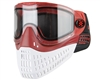 Empire E-Flex Goggles - Red/Red/White