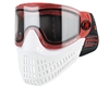 Empire E-Flex Goggles - Red/White/White