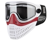 Empire E-Flex Goggles - White/Red/White