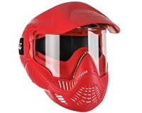 Valken Gotcha MI-3 Mask - Red