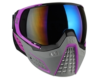 HK Army KLR Goggles - Slate Black/Purple