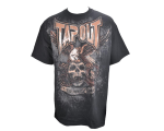 Tapout T-Shirt Death Eagle - Black