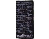 Valken Multi Wrap Head/Face Wrap - Arsenal
