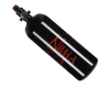 Ninja Compressed Air Tank w/ Adjustable Regulator - 62/3000