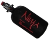 35/3000 Flat Bottom Compressed Air Tank with Adjustable Regulator - Ninja