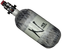 45/4500 with Pro V2 Regulator Ninja Lite Carbon Fiber Air Tank - Ghost Grey