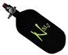 Ninja SL2 Compressed Air Bottle w/Pro V2 SHP Regulator - Black/Lime (77/4500)