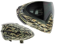 Dye I4 Pro Invision Goggle & R2 Hopper Package - Tiger Stripe