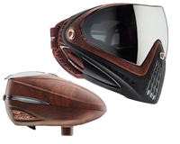 Dye I4 Pro Invision Goggle & R2 Hopper Package - Woody