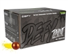 D3FY Sports .68 Caliber Paintballs - Level 1 Practice - Light Brown Shell Yellow Fill - 100 Rounds