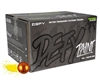 D3FY Sports .68 Caliber Paintballs - Level 1 Practice - Brown Shell Yellow Fill - 1,000 Rounds