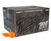 D3FY Sports .68 Caliber Paintballs - Level 1 Practice - Orange Shell Orange Fill - 1,000 Rounds