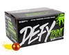 D3FY Sports .68 Caliber Paintballs - Level 3 Tournament - Copper Shell w/ Yellow Fill - 2,000 Rounds