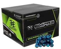 Empire .68 Caliber Paintballs - Marballizer - Blue Fill - 100 Rounds