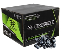 Empire .68 Caliber Paintballs - Marballizer - White Fill - 1,000 Rounds