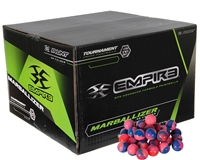 Empire .68 Caliber Paintballs - Marballizer - Pink Fill - 2,000 Rounds